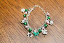 Bracelets by Estelle / Handmade&Lovemade