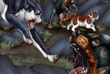 Warriors Dogs