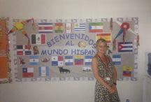 Panel en español grado cuarto de primaria