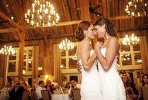 Lesbian wedding /Śluby les