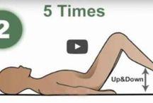 rugpijn oefening