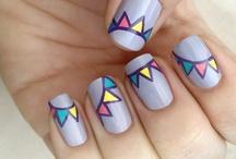 fingernail paint / by Cynthia McGeahy