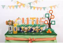 Kids Parties  / by Details Weddings & Events