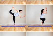 YOGA / Yoga positions, gear & such