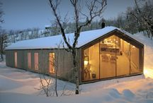 All-Year Cabin in Norway, Reiulf Ramstad Arkitekter