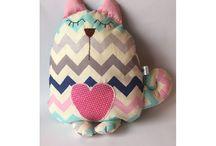 Kocyki Poduszki i przytulanki by Silverado