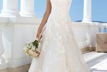 WEDDING DRESSES / Wedding Dress Inspiration