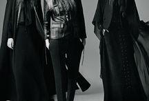 Dark, Gothic, Punk