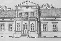 Projekty pałaców