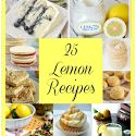 Lemons / Recipes featuring lemons!