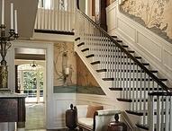 Escalier & Couloir