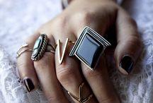 Rings. / by Aatika Timol