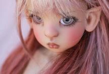 Dolls...mostly / by Kathy Borino