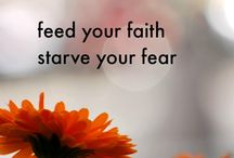 Faith, Hope and Love Quotes / Inspirational, spiritual and motivational quotes to help with love, faith, peace and hope. #faith #God #hope #love #peace #gratitude #inspirationalquotes #motivationalquotes #happinessquotes