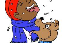 BFIAR: The Snowy Day