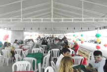 Festa no Vila Verde Cascavel / No último dia 15/12 a AGC Gestão Imobiliária reuniu colaboradores, clientes e convidados para uma grande festa no Loteamento Vila Verde Cascavel.