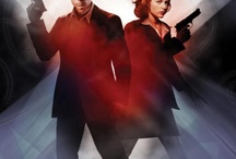 Fandoms: The X-Files / by Andy Poole