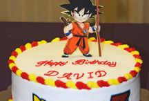 Dragon ball cumple