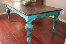 Furniture Makeovers / by Amanda Coleman