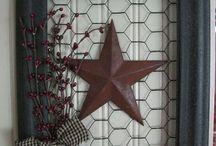Slaapkamer / Wanddecoratie