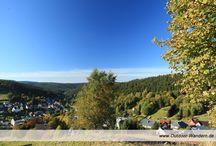 Wanderregionen Deutschland und Alpen / Deutschland und die Alpen sind wunderschön und laden zum Aktivurlaub ein. Hier gibt es Tipps als Pins.