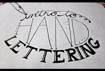 Writing/Drawing/DIYs