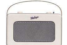 Vintage radio / ΦΟΡΗΤΟ Radio (Vintage Collection)