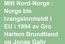 Mitt Norge Bloggen