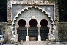 İslamic arch.