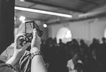 The Mobile Experience / Photography of mobile users and their smartphone experience