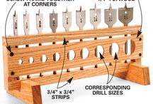 Woodwork stuff