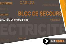 Electricité / #lesfournituresdubatiment #LFDB #LFDBatiment #électricité