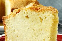 cakes/tarts/Etc