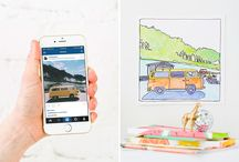 Be Inspired // All Things Coloring