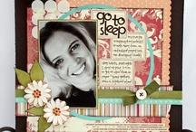scrapbook ideas / by Ashley DiFalco Murphy