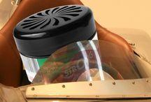 Organic Car Air Fresheners