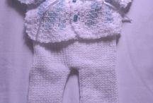 conjunto tricô