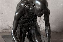 Kyuin Shim / Kyuin Shim is a digital artist and sculptor who executes dark and poignant visions by altering the human body.