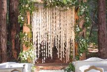 Archways & Backdrops