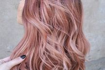 Hair color to try out