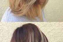 hair styles, cuts, & colors