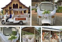 TukTuk Hire / Images to inspire our own service