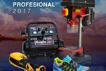 Catálogos de Expo Herramientas / Expo Herramientas dispone de una amplia gama de productos. Consulta los catálogos de sus marcas y elige el tuyo.