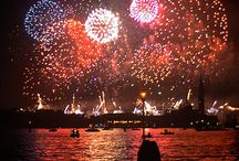 Festa del Redentore / Una festa tradizionale che illumina il bacino di San Marco.
