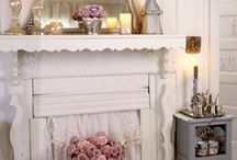 Pretty Fireplaces / by Alexis Clayton