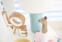 Aqua Baby Bedding & Nursery Inspiration