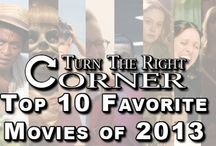 Movie Lists / TurnTheRightCorner.com makes lists about movies from time to time for your viewing pleasure