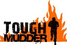 Motivation for the Tough Mudder! / by Arika Galkowski