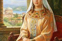 byzantský odev