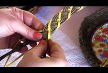 Postupy-pletenie z papiera